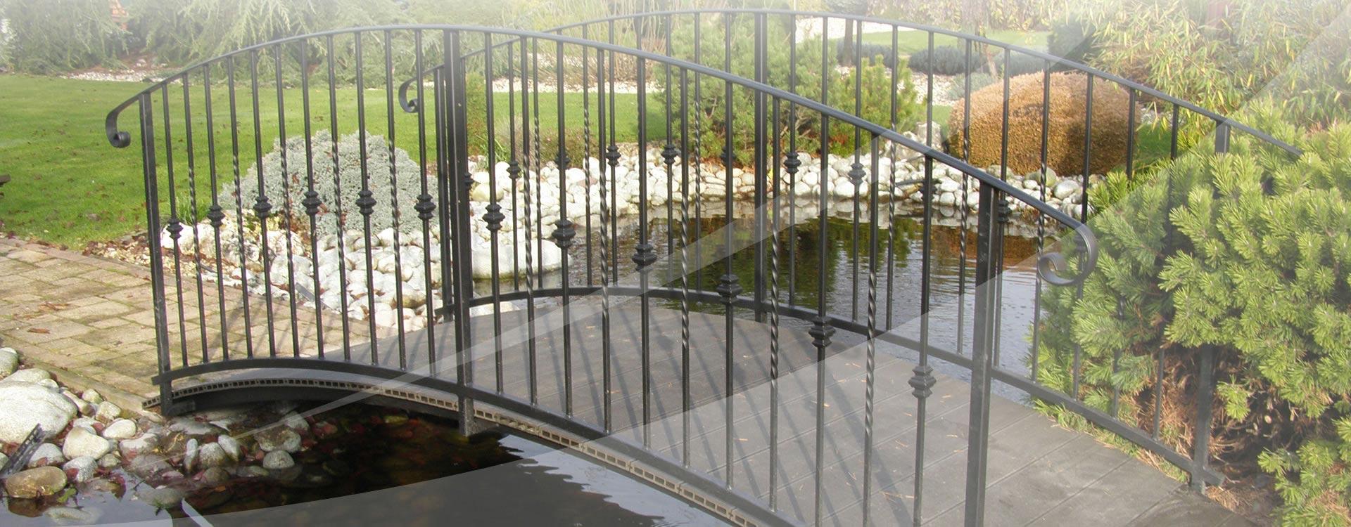Výroba kovaných plotov a brán